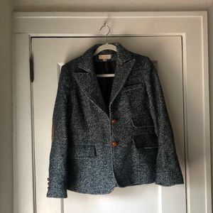 Anthropologie Blazer feat Elbow Pads!